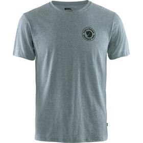 Fjällräven 1960 Logo T-shirt Herrer, uncle blue/melange